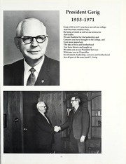 Page 15, 1971 Edition, Fort Wayne Bible College - Light Tower Yearbook (Fort Wayne, IN) online yearbook collection