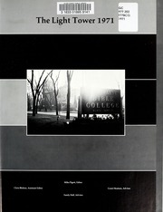 Page 5, 1971 Edition, Fort Wayne Bible College - Light Tower Yearbook (Fort Wayne, IN) online yearbook collection