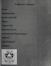 Page 7, 1971 Edition, Fort Wayne Bible College - Light Tower Yearbook (Fort Wayne, IN) online yearbook collection