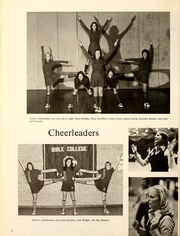 Page 40, 1976 Edition, Fort Wayne Bible College - Light Tower Yearbook (Fort Wayne, IN) online yearbook collection
