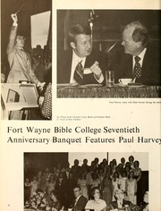 Page 42, 1976 Edition, Fort Wayne Bible College - Light Tower Yearbook (Fort Wayne, IN) online yearbook collection
