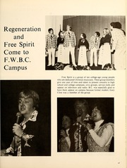 Page 51, 1976 Edition, Fort Wayne Bible College - Light Tower Yearbook (Fort Wayne, IN) online yearbook collection