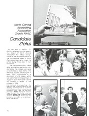 Page 14, 1983 Edition, Fort Wayne Bible College - Light Tower Yearbook (Fort Wayne, IN) online yearbook collection