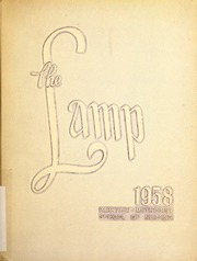 1958 Edition, Parkview Methodist School of Nursing - Lamp Yearbook (Fort Wayne, IN)