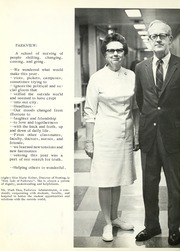 Page 10, 1971 Edition, Parkview Methodist School of Nursing - Lamp Yearbook (Fort Wayne, IN) online yearbook collection