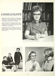 Page 12, 1971 Edition, Parkview Methodist School of Nursing - Lamp Yearbook (Fort Wayne, IN) online yearbook collection