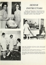 Page 13, 1971 Edition, Parkview Methodist School of Nursing - Lamp Yearbook (Fort Wayne, IN) online yearbook collection