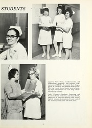 Page 15, 1971 Edition, Parkview Methodist School of Nursing - Lamp Yearbook (Fort Wayne, IN) online yearbook collection