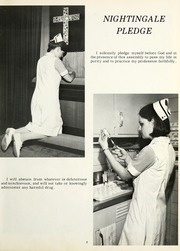 Page 7, 1971 Edition, Parkview Methodist School of Nursing - Lamp Yearbook (Fort Wayne, IN) online yearbook collection