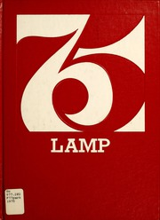 1975 Edition, Parkview Methodist School of Nursing - Lamp Yearbook (Fort Wayne, IN)
