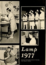 Page 5, 1977 Edition, Parkview Methodist School of Nursing - Lamp Yearbook (Fort Wayne, IN) online yearbook collection