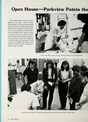 Page 14, 1983 Edition, Parkview Methodist School of Nursing - Lamp Yearbook (Fort Wayne, IN) online yearbook collection