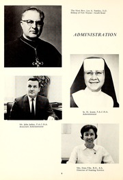 Page 12, 1968 Edition, St Joseph Hospital School of Nursing - Retrospect Yearbook (Fort Wayne, IN) online yearbook collection
