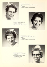 Page 16, 1968 Edition, St Joseph Hospital School of Nursing - Retrospect Yearbook (Fort Wayne, IN) online yearbook collection