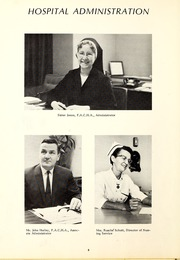 Page 12, 1969 Edition, St Joseph Hospital School of Nursing - Retrospect Yearbook (Fort Wayne, IN) online yearbook collection