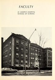 Page 13, 1969 Edition, St Joseph Hospital School of Nursing - Retrospect Yearbook (Fort Wayne, IN) online yearbook collection
