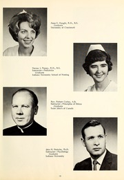 Page 17, 1969 Edition, St Joseph Hospital School of Nursing - Retrospect Yearbook (Fort Wayne, IN) online yearbook collection