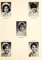 Page 39, 1969 Edition, St Joseph Hospital School of Nursing - Retrospect Yearbook (Fort Wayne, IN) online yearbook collection