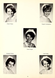 Page 40, 1969 Edition, St Joseph Hospital School of Nursing - Retrospect Yearbook (Fort Wayne, IN) online yearbook collection