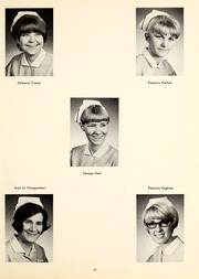 Page 41, 1969 Edition, St Joseph Hospital School of Nursing - Retrospect Yearbook (Fort Wayne, IN) online yearbook collection