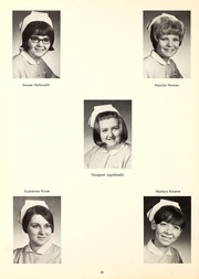 Page 42, 1969 Edition, St Joseph Hospital School of Nursing - Retrospect Yearbook (Fort Wayne, IN) online yearbook collection