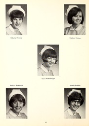Page 44, 1969 Edition, St Joseph Hospital School of Nursing - Retrospect Yearbook (Fort Wayne, IN) online yearbook collection