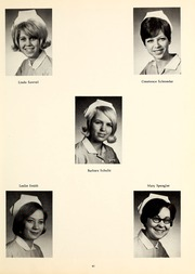 Page 45, 1969 Edition, St Joseph Hospital School of Nursing - Retrospect Yearbook (Fort Wayne, IN) online yearbook collection