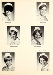 Page 51, 1969 Edition, St Joseph Hospital School of Nursing - Retrospect Yearbook (Fort Wayne, IN) online yearbook collection