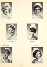 Page 53, 1969 Edition, St Joseph Hospital School of Nursing - Retrospect Yearbook (Fort Wayne, IN) online yearbook collection
