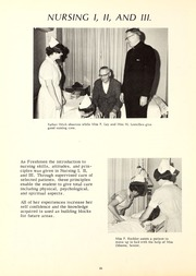 Page 60, 1969 Edition, St Joseph Hospital School of Nursing - Retrospect Yearbook (Fort Wayne, IN) online yearbook collection