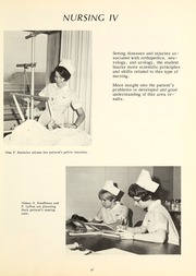 Page 61, 1969 Edition, St Joseph Hospital School of Nursing - Retrospect Yearbook (Fort Wayne, IN) online yearbook collection