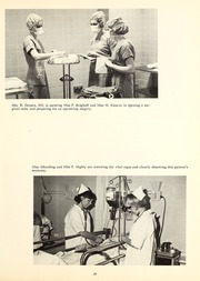 Page 63, 1969 Edition, St Joseph Hospital School of Nursing - Retrospect Yearbook (Fort Wayne, IN) online yearbook collection