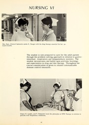 Page 65, 1969 Edition, St Joseph Hospital School of Nursing - Retrospect Yearbook (Fort Wayne, IN) online yearbook collection