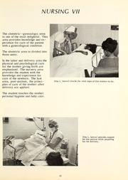 Page 67, 1969 Edition, St Joseph Hospital School of Nursing - Retrospect Yearbook (Fort Wayne, IN) online yearbook collection