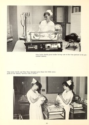 Page 68, 1969 Edition, St Joseph Hospital School of Nursing - Retrospect Yearbook (Fort Wayne, IN) online yearbook collection