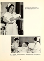 Page 69, 1969 Edition, St Joseph Hospital School of Nursing - Retrospect Yearbook (Fort Wayne, IN) online yearbook collection
