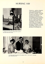 Page 70, 1969 Edition, St Joseph Hospital School of Nursing - Retrospect Yearbook (Fort Wayne, IN) online yearbook collection