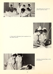 Page 72, 1969 Edition, St Joseph Hospital School of Nursing - Retrospect Yearbook (Fort Wayne, IN) online yearbook collection