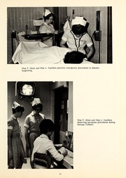 Page 75, 1969 Edition, St Joseph Hospital School of Nursing - Retrospect Yearbook (Fort Wayne, IN) online yearbook collection