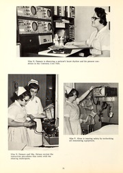 Page 76, 1969 Edition, St Joseph Hospital School of Nursing - Retrospect Yearbook (Fort Wayne, IN) online yearbook collection