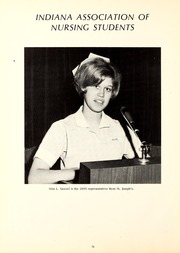 Page 80, 1969 Edition, St Joseph Hospital School of Nursing - Retrospect Yearbook (Fort Wayne, IN) online yearbook collection
