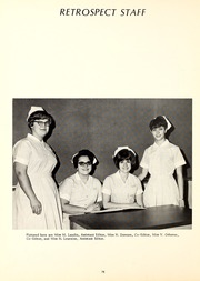 Page 82, 1969 Edition, St Joseph Hospital School of Nursing - Retrospect Yearbook (Fort Wayne, IN) online yearbook collection