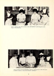 Page 84, 1969 Edition, St Joseph Hospital School of Nursing - Retrospect Yearbook (Fort Wayne, IN) online yearbook collection