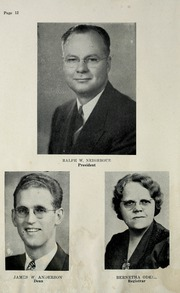 Page 16, 1947 Edition, Temple Missionary Training School - Global Yearbook (Fort Wayne, IN) online yearbook collection