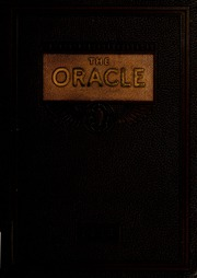 1925 Edition, University of Indianapolis - Oracle Yearbook (Indianapolis, IN)