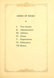 Page 9, 1925 Edition, University of Indianapolis - Oracle Yearbook (Indianapolis, IN) online yearbook collection