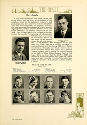 Page 101, 1927 Edition, University of Indianapolis - Oracle Yearbook (Indianapolis, IN) online yearbook collection