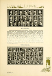 Page 91, 1927 Edition, University of Indianapolis - Oracle Yearbook (Indianapolis, IN) online yearbook collection