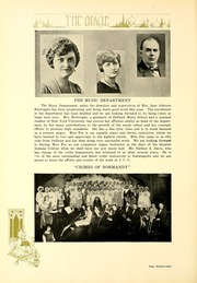 Page 92, 1927 Edition, University of Indianapolis - Oracle Yearbook (Indianapolis, IN) online yearbook collection