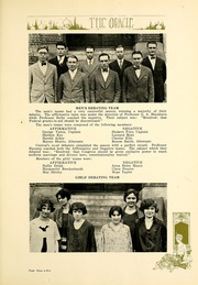 Page 99, 1927 Edition, University of Indianapolis - Oracle Yearbook (Indianapolis, IN) online yearbook collection